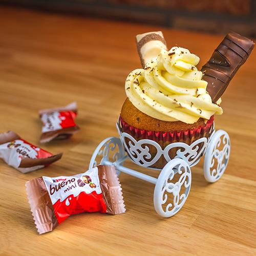 Kinder Bueno Cupcake